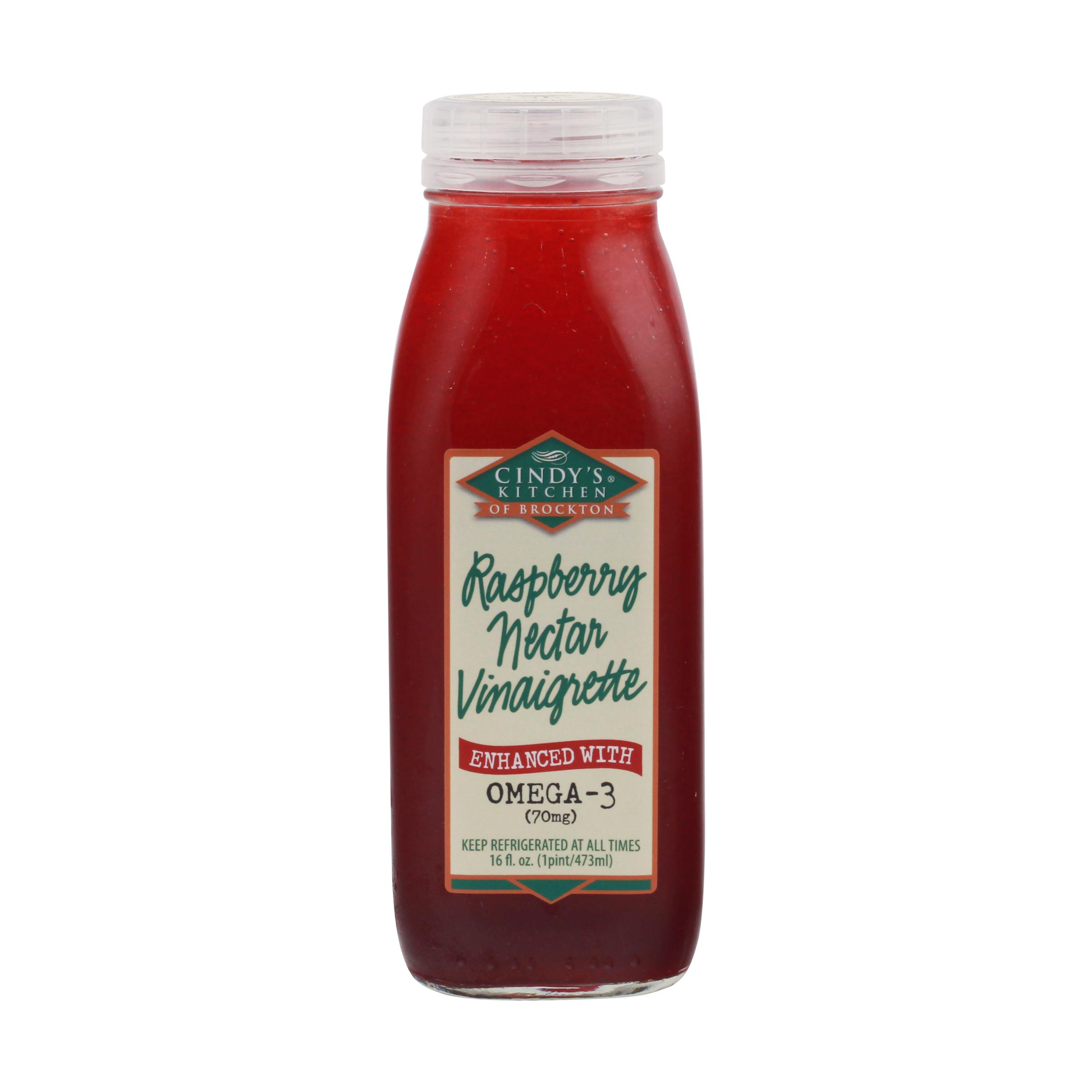 Raspberry Nectar Vinaigrette 16 Fl Oz Cindy S Kitchen