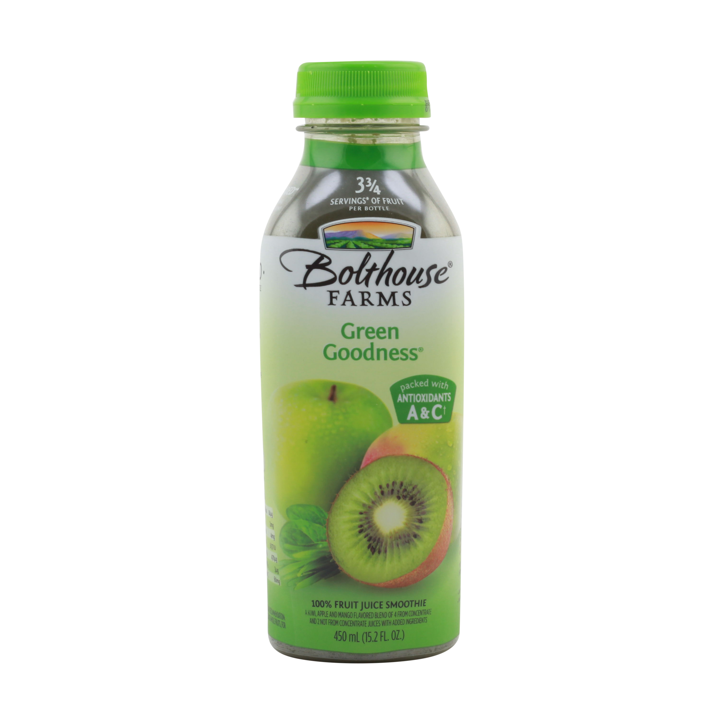 Green Goodness Fruit Juice Smoothie, 450 ml