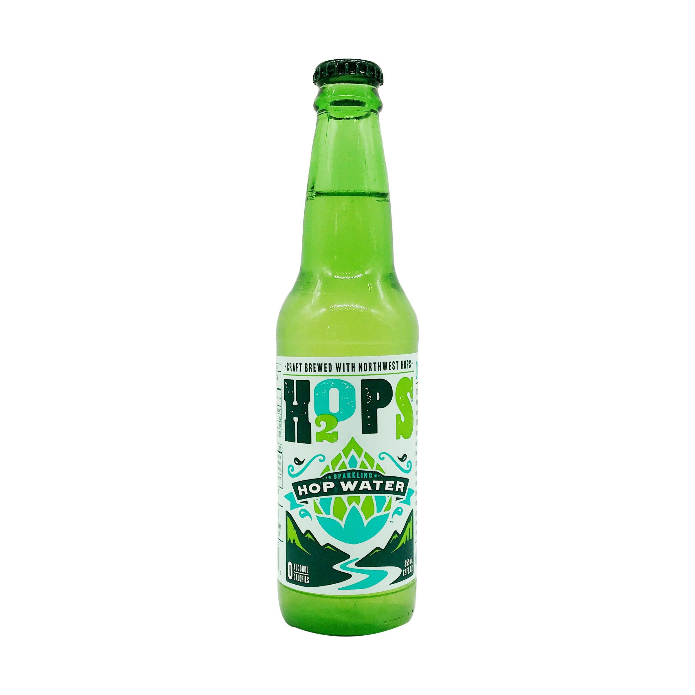 Sparkling Hop Water, 12 fl  oz , H2Ops | Whole Foods Market