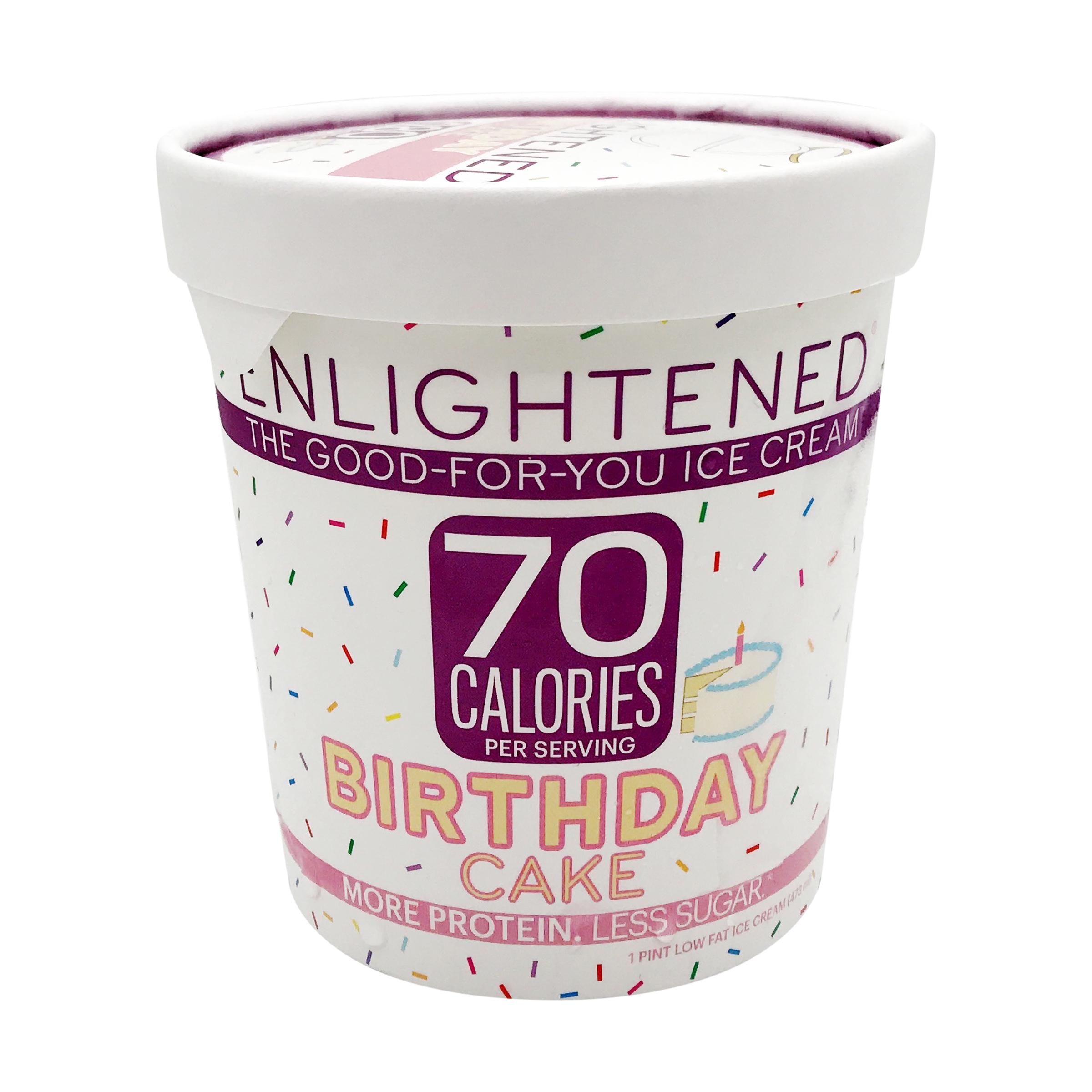 Birthday Cake Ice Cream 1 Pint