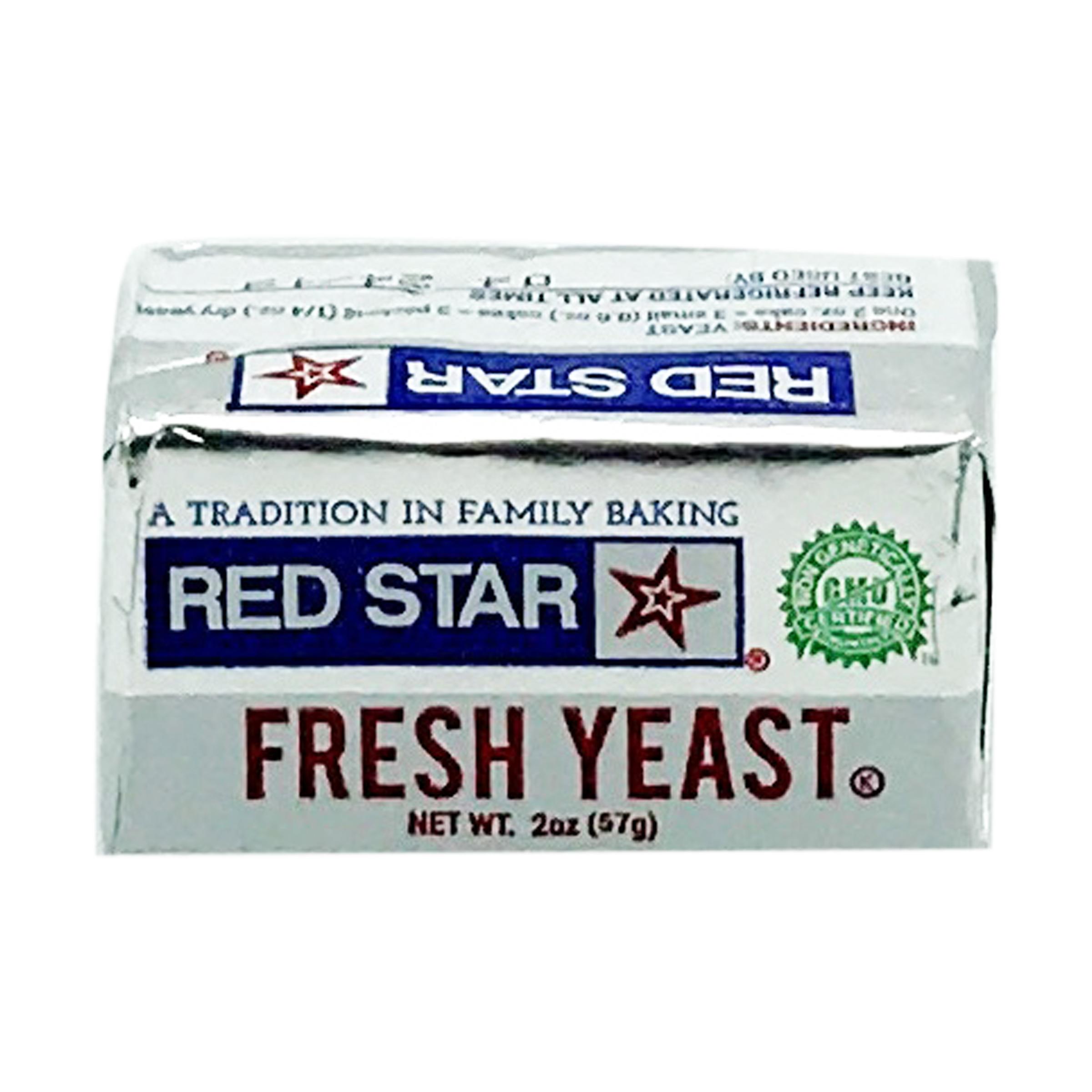 Fresh Yeast 2 Oz Red Star Yeast Whole Foods Market