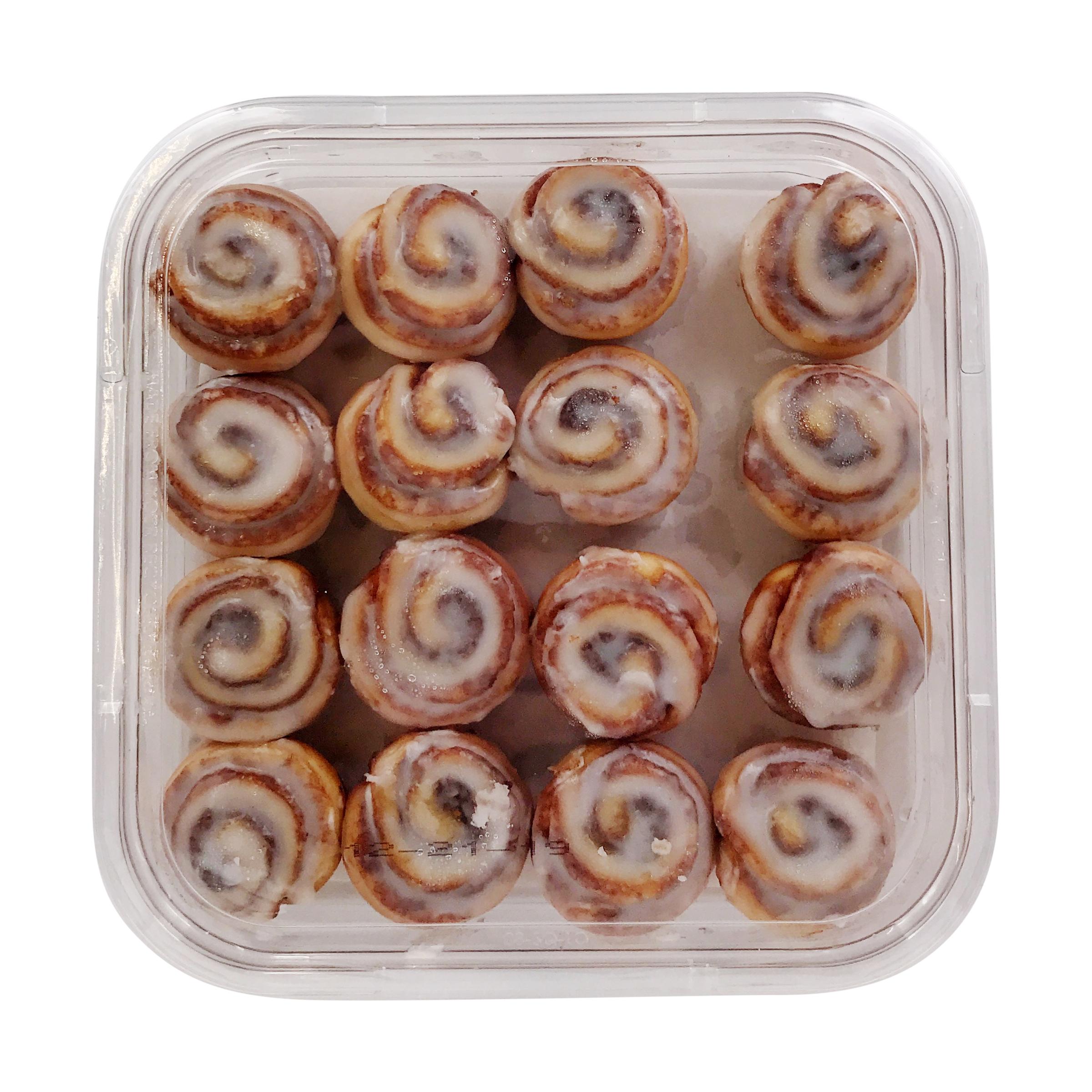 16pk Mini Cinnamon Roll 14 Oz Whole Foods Market Whole Foods Market