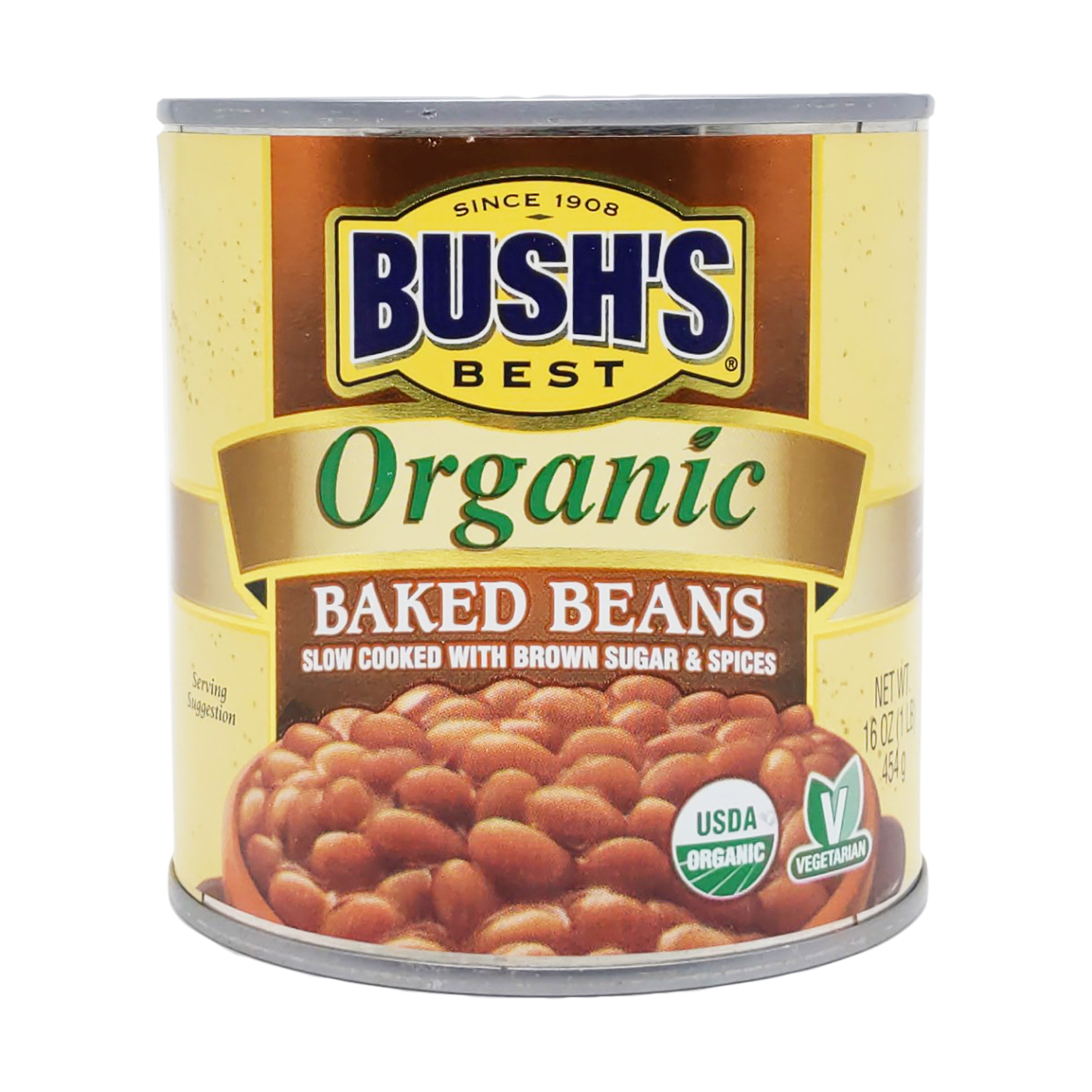 Organic Baked Beans 16 Oz Bush S Best Whole Foods Market