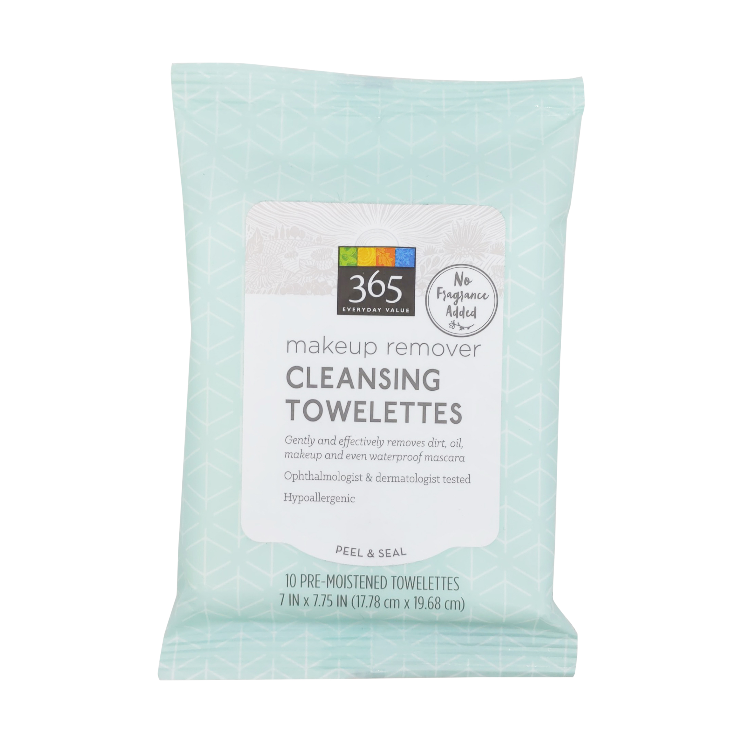 Makeup Remover Cleansing Towelettes 10